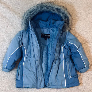 Big Chill 2 Toddler w/ Removable Reversible Jacket
